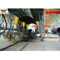 Buy cheap Pipe / Vessel Automatic Weld Manipulators For Circle Seam / Column / Boom from wholesalers