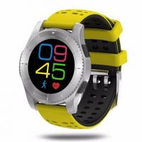 Quality 2018 vivid color smart phone watch android with Phone/watch for sale