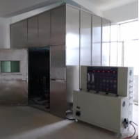 Buy cheap IEC 60331 Fire Retardant Testing Machine For Electric Cables from wholesalers