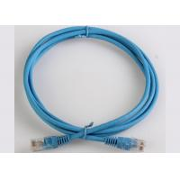 Buy cheap solid bare copper UTP Cat6 LAN Network Cable for Stranded conductor product