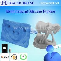 Buy cheap RTV-2 Liquid silicone rubber for mold making ( soaps, artificial stone, concrete, resin,plaster mold making) from wholesalers