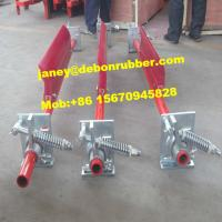 Buy cheap Heat resistant inclining conveyor belt scraper for mine from wholesalers