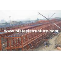 Buy cheap Wide Span Industrial Steel Buildings Light Steel Structure Building from wholesalers