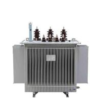 Buy cheap Chinese Manufacturers 400 kva 3 phase s11 10.5kv oil immersed power transformer from wholesalers