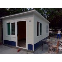 Buy cheap Steel Frame Premade Container Homes Movable With Steel Door 100Kg / M2 Snow Load from wholesalers