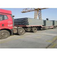 Buy cheap U Steel Material Truck Weighbridge Extensibility Concrete Pouring Synthetic from wholesalers