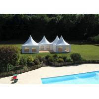 Buy cheap German High Peak Party Canopy Tent , 5x5M Small Tents For Outside Events from wholesalers