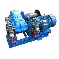 Buy cheap Yuantai high speed JK series electronic control high speed winch for sale from wholesalers
