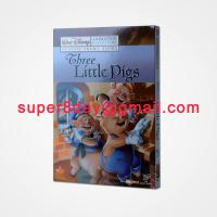 Buy cheap Disney Animation Collection 2: Three Little Pigs Disney DVD Cartoon DVD Movies DVD from wholesalers