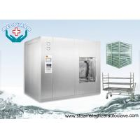 Buy cheap Superheated Water Medical Autoclave With Level Sensor And Alarm In Chamber from wholesalers