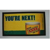 Buy cheap promotion transfer printing non-slip customized bar runner from wholesalers