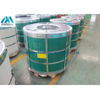 Buy cheap ISO Certificated Pre Painted Steel Coil Color Coated PPGI PPGL Steel Coils from wholesalers