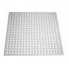 Buy cheap Round Shape Aluminum Powder Coating Perforated Metal Sheet Punching Mesh Customized Size from wholesalers