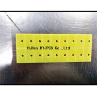 Buy cheap FR4 Single Sided PCB  94V-0 PCB KB SY 1oz Copper Thickness Green Solder Mask product
