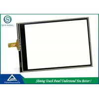 Buy cheap Surface Acoustic Wave Touch Screen, Analog Digital Optical Touch Panel from wholesalers