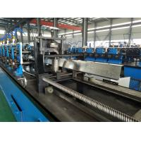 Buy cheap High Speed Hat Omega Purlin Angle Roll Forming Machine 10.6-2.0mm By Chain from wholesalers