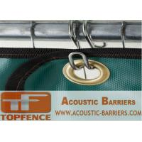 Buy cheap Cut Edge Temporary Noise Acoustic Barriers Reduction of 25dB 30dB even 40 dB from wholesalers