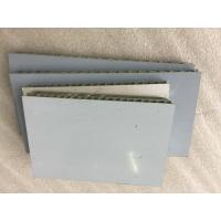 Buy cheap Thermal Insulation Aluminum Honeycomb Panels Fire Resistance For Wall Cladding from wholesalers