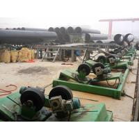 Buy cheap large diameter range excellent quality reasoanble price steel pipe 3PE coating machine from wholesalers