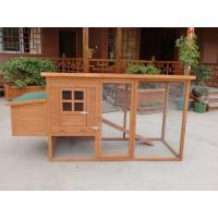 Buy cheap Large wooden chicken coop HF-CC1012 from wholesalers