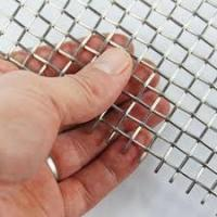 Buy cheap 150 Micron Stainless Steel Wire Screen Mesh , Wire Mesh Filter Screen Muti - Layers Sintered from wholesalers