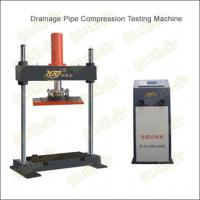 Buy cheap Concrete Drainage Pipes/Reinforced Concrete Drainage Pipes Compression Testing Machine product