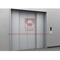 Buy cheap Freight 5000kg Load Gearless 1m/S Cargo Lift Elevator With Painted from wholesalers