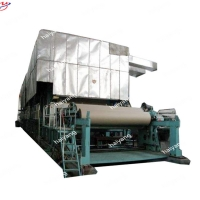 Buy cheap Waste Carton Recycling Kraft Paper Making Machinery 3800mm from wholesalers