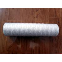 Buy cheap fiberglass string wound filter/40 inch 5 micron PP yarn filter cartridge for sediment filter from wholesalers