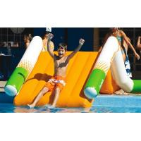 Buy cheap Hot-selling customized inflatable water game floating bridge water game for lake from wholesalers