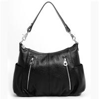 Buy cheap Offer Medium Size Soft Leather Shoulder Bags with Vintage Design from wholesalers