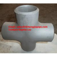 Buy cheap forged pipe cross product