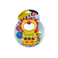 Buy cheap Plastic Baby Rattles And Toys Cell Phone , Soft Teething Toys For Babies from wholesalers