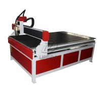 Buy cheap Economic 1218 Acrylic Wood MDF Engraving Cutting Machine with 1200*1800mm from wholesalers