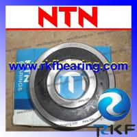 Buy cheap Chrome Steel Deep Groove Ball Bearings 6409 2RS, NTN With Rubber Cage from wholesalers