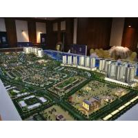 Buy cheap Acrylic 3D Laser Cut Models , Lighting System Architecture House Model from wholesalers