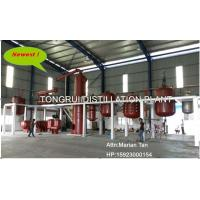 Buy cheap DIR Black Oil Extraction Equipment,Oil Distillation Equipment Manufacturer from wholesalers
