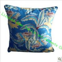 Buy cheap Hawaii Custom Printed Modern Throw Pillows , Home Decor Sofa Throw Cushion from wholesalers