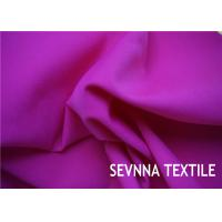 Buy cheap Solid Plain Colors Nylon Elastane Fabric , 152cm Width Nylon Fabric For Bags product
