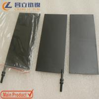 Buy cheap titanium anode and cathode for salt water electrolysis from wholesalers