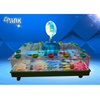 Buy cheap Indoor Commercial Fishing Equipment Water Circulation System Amusement Park Fish Pond from wholesalers