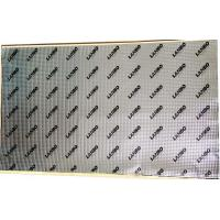 Buy cheap Anti Vibration Butyl Sound Deadening Material Silver Foil Facing Sound Dampening from wholesalers