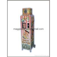 Buy cheap Coin Popcorn Vending Machine, Automatic Popcorn Machine from wholesalers