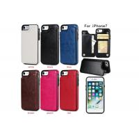 Buy cheap Grid Pu Leather Phone Case Various Type Customized Designer Eco - Friendly product