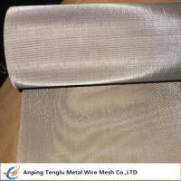 Buy cheap 410/430 Magnetic Stainless Steel Wire Mesh from wholesalers