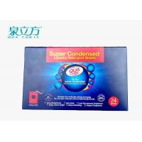 Buy cheap Healthier Multifuction All In One Laundry Sheets For Underwear / Children Clothes from wholesalers