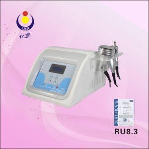 Buy cheap RU8.3 Cavitation and Tri-polar RF Cellulite Eliminate Beauty Equipment product