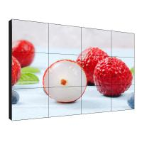 Buy cheap Indoor Large Ultra Narrow Bezel Video Wall Media Display FCC CE RoHS Certificated product