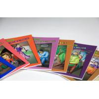 Buy cheap Art Paper Colorful UV Childrens Book Printing Service With Perfect Binding from wholesalers