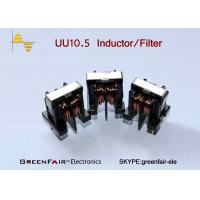 Buy cheap Line Filter Common Mode Inductor , UU9.8 R10K Protects Power Through Inductor from wholesalers
